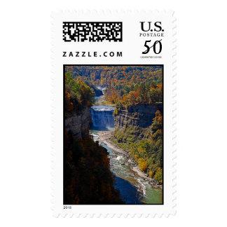 Letchworth State Park Postage