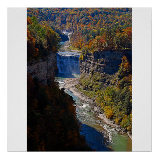 Letchworth State Park Poster/Print Poster