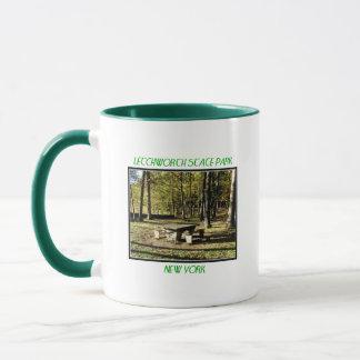 Letchworth State Park - Tea Table Rock Mug