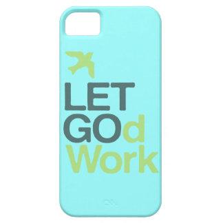 LETGOdwork Hype Case iPhone 4/4s Light Blue
