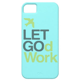 LETGOdwork Hype Case iPhone 5 Light Blue