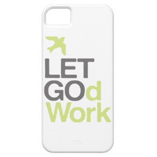 LETGOdwork Hype Case iPhone 5 White