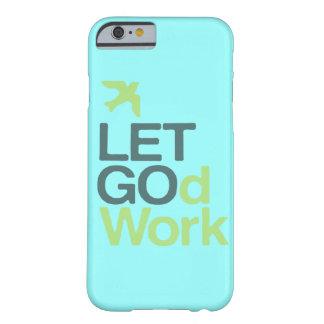 LETGOdwork Hype Case iPhone 6 case Light Blue