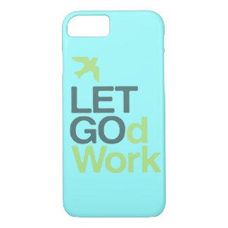 LETGOdwork Hype Case iPhone 7 case Light Blue