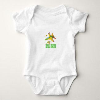 Lethal fighter baby bodysuit
