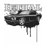 Lethal Muscle Car shirt
