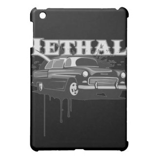 Lethal Vintage Cars Motor  iPad Mini Cover