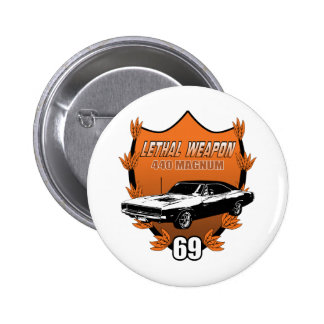Lethal Weapon - 440 Magnum Pin
