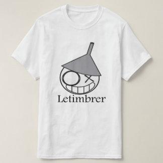 Letimbrer- logo classic playera