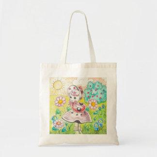 Letitia Ladybug Tote Bag