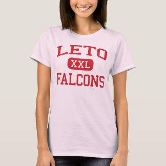 Leto - Falcons - Comprehensive - Tampa Florida T-Shirt