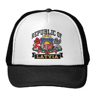 Letonia Gorras