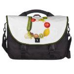 """letra """"B"""" de frutas y verduras Bolsas Para Ordenador"""
