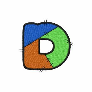 Letra D del remiendo