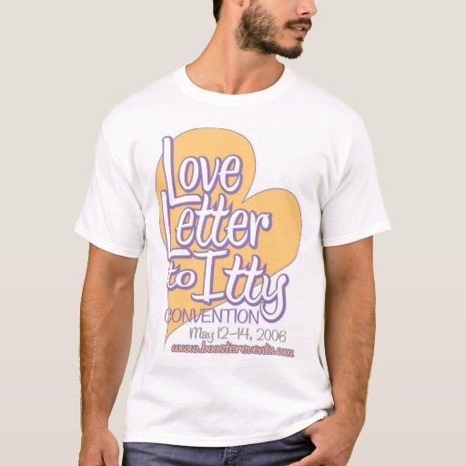 Letra de amor a Itty Playera