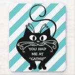 Letra de amor de mi gato: usted puede comprar mi a tapetes de ratón