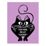 Letra de amor de mi gato: usted puede comprar mi a postales