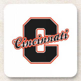 Letra de Cincinnati Posavasos