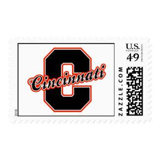 Letra de Cincinnati Sello