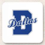 Letra de Dallas Posavasos De Bebida