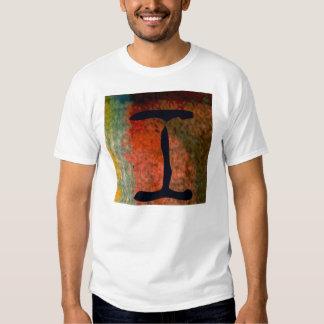 """Letra de Jessie """"yo"""" camiseta inicial del Playeras"""