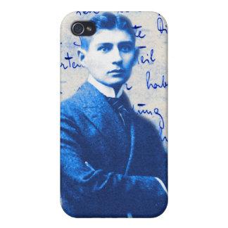 Letra de Kafka iPhone 4/4S Fundas