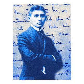 Letra de Kafka Postales