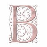 Letra de lujo B 1 Esculturas Fotográficas