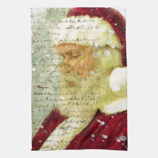 Letra de Santas Toallas De Cocina