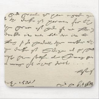 Letra de sir Francis Drake Tapetes De Ratones
