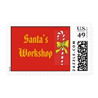 Letra del sello de Santa