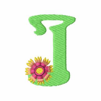 Letra I de la flor