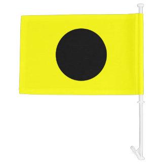 Letra I de la India de la bandera de señal náutica