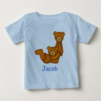 Letra J Initial~Custom Name~Shirt del alfabeto del Remeras