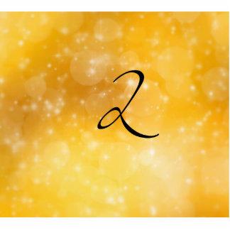 Letra L Esculturas Fotográficas