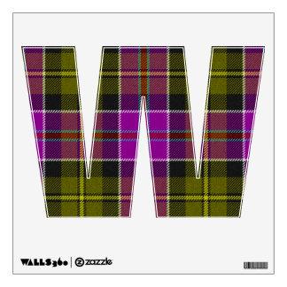 letra la tela escocesa de tartán punky del Rockabi