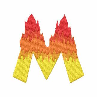 Letra M del fuego #2