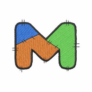 Letra M del remiendo