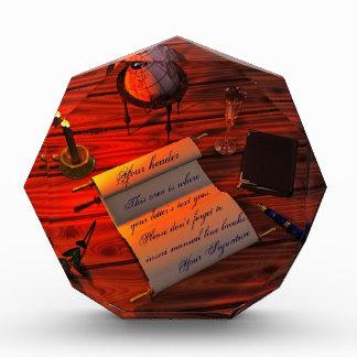 Letra manuscrita de Personalizable