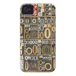 Letra O Carcasa Para iPhone 4 De Case-Mate