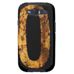 Letra O Galaxy S3 Carcasa