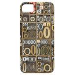 Letra O iPhone 5 Cárcasas