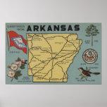 Letra ScenesArkansas 2 de ArkansasLarge Impresiones