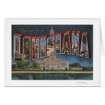 Letra ScenesLouisiana de LouisianaLarge Tarjeta