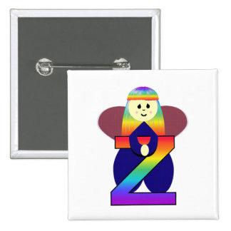 Letra Z de Angelbet Pins