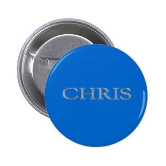 Letras aumentadas personalizado de Chris Pins