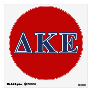 Letras azules épsilones de Kappa del delta