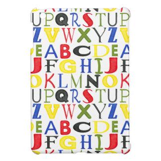Letras brillantemente coloreadas de Megan Meagher