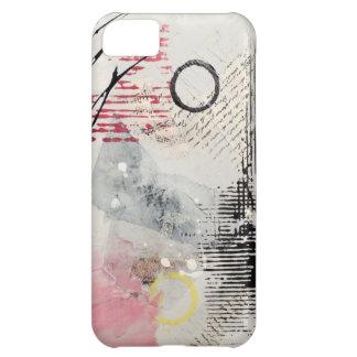 Letras de amor de IPhone 5c II Funda Para iPhone 5C