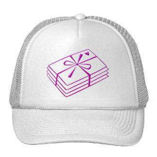 Letras de amor gorras de camionero